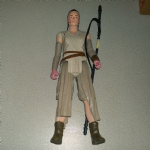 Star Wars  The force awakens Rey 12 inch titan heroes action figure